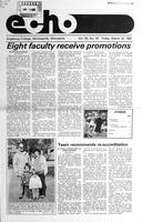 Augsburg Echo March 13, 1987