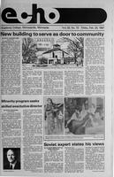 Augsburg Echo February 20, 1987