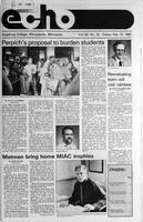 Augsburg Echo February 27, 1987