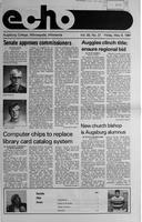 Augsburg Echo May 8, 1987