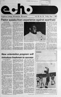 Augsburg Echo May 1, 1987