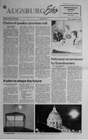Augsburg Echo November 17, 1989