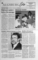 Augsburg Echo November 10, 1989
