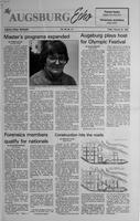 Augsburg Echo February 16, 1990
