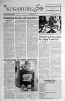 Augsburg Echo March 9, 1990