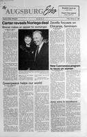Augsburg Echo February 23, 1990