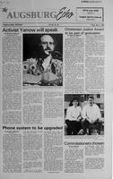 Augsburg Echo May 4, 1990