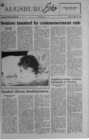 Augsburg Echo October 19, 1990