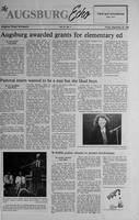 Augsburg Echo September 28, 1990