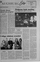 Augsburg Echo December 7, 1990
