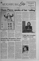 Augsburg Echo November 16, 1990