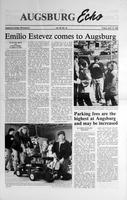 Augsburg Echo April 10, 1992