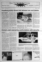 Augsburg Echo [The Springfield Cronic] May 3, 1996