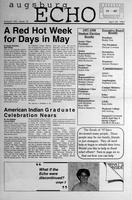 Augsburg Echo April 25, 1997, Page 01