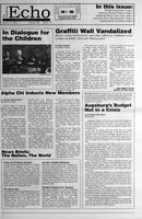 Augsburg Echo March 19, 1998, Page 01