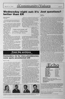 Augsburg Echo March 12, 1999, Page 06