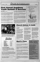 Augsburg Echo October 1, 1999, Page 06