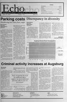 Augsburg Echo April 16, 2004