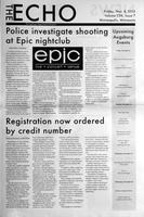 Augsburg Echo November 8, 2013