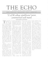 Augsburg Echo October 14, 2016