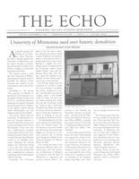 Augsburg Echo November 4, 2016