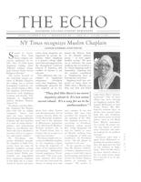 Augsburg Echo December 9, 2016