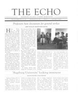 Augsburg Echo February 10, 2017