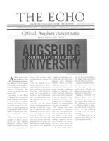 Augsburg Echo March 10, 2017