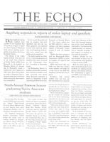 Augsburg Echo March 31, 2017