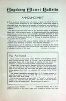 Augsburg Bulletin 1938, Page 01