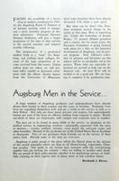 Augsburg Bulletin March 1942, Page 02