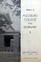 Augsburg Bulletin May 1942