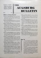 Augsburg Bulletin May 1943