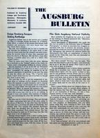Augsburg Bulletin January 1943