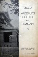 Augsburg Bulletin October 1942