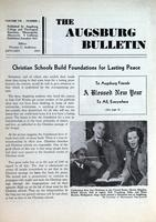 Augsburg Bulletin January 1945