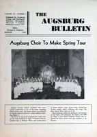 Augsburg Bulletin March 1945