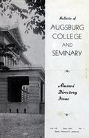 Augsburg Bulletin June 1945