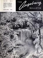 Augsburg Bulletin March-April 1955