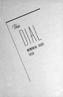 The Dial 1938