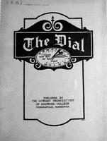 The Dial December 1930