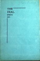 The Dial 1933