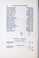 Augsburg College Catalog, 1939-1940, Page 84