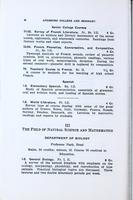 Augsburg College Catalog, 1939-1940, Page 46