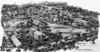 Lang and Raugland's Plan for Augsburg College, circa 1955.