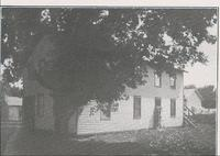 August Weenaas House, Marshall, WI, circa 1869.