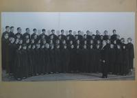 Augsburg Choir, circa 1967.