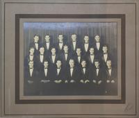 Augsburg Glee Club, circa 1920.