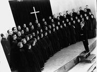 Augsburg Choir, circa 1957-59