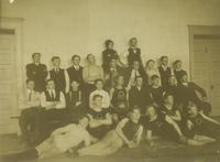 Augsburg Gym Class, 1903-1904